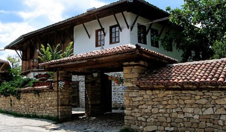 Възрожденски къщи Велико Търново