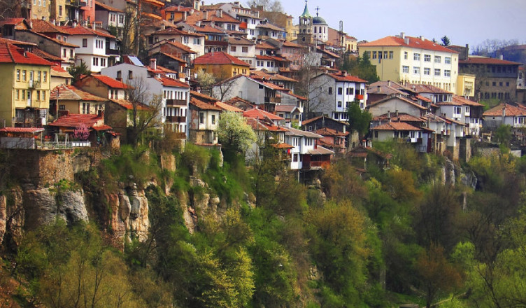 Различните къщи във Велико Търново